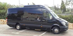 Elite VIP, mercedes minibus, concierge service