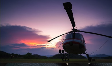 Elite VIP, helicopter, private jet service